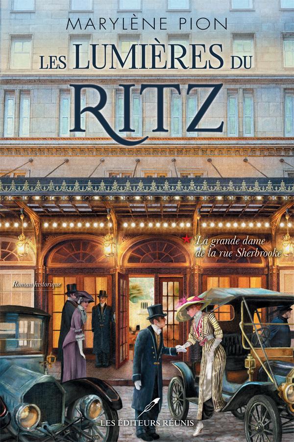 Marylène;Pion;Ritz;Lumières;roman;historique;PDF;EPUB;Série
