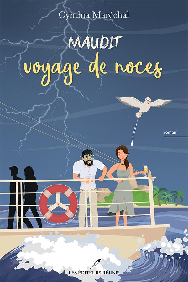 Cynthia;maréchal;série;maudit;epub;pdf;voyage;noces;roman;