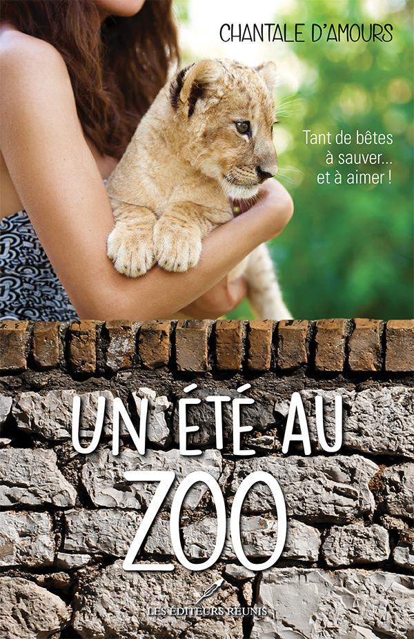 roman;jeunesse;chantale;damours;pdf;vacances;été;zoo;animaux;