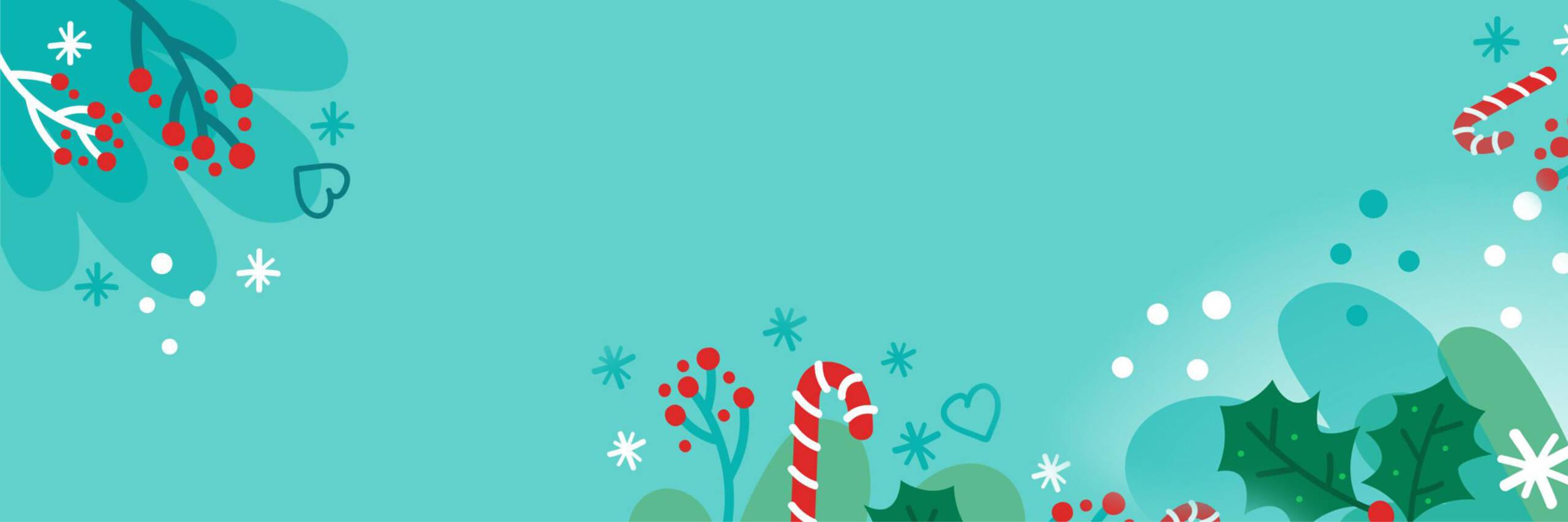 Bandeau web - S.O.S On est pris avec le Père Noël